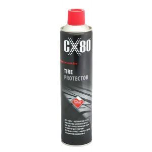 Nabłyszczacz do opon z teflonem CX-80 TIRE PROTECTOR 600 ml  NOWOŚĆ