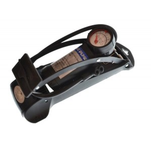 Pompka nożna z manometrem, AV/DV/FV, max. Ciśnienie: 160PSI ( 11 BAR)