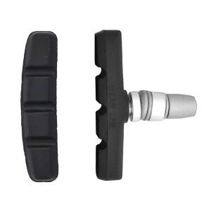 Klocki ham., nakręcane [imbus], 60 mm, symetryczne,V-Br,czarne