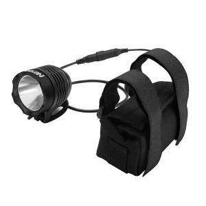 Reflektor rowerowy, akumulatorowy, alu., CREE XML-T60, 1000 lum.
