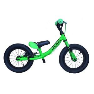 Running Bike  Kosmik pompowane opony kolor zielony [new2018]
