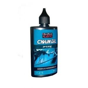 Olej do łańcuchów CHAIN PTFE, poj. 100 ml,na zmienne warunki,zawiera teflon   [PROMOCJA]               X