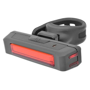 Lampa akumulatorowa tył,16 LED-CHIP-3 funkcje,wodoodporna,ładowana Micro-USB