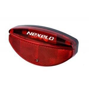 Lampa bateryjna tył,3LED-0,2W,na bagażnik, z wyłącznikiem,zawiera baterie
