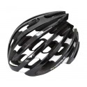 Helmet NEX-PRO, In-Mold, black&white, size L: 58-61mm