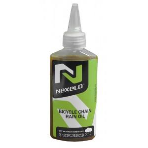 Smar do łańcuchów NEXELO Mineral Rain Oil 100ml - mokre warunki pogodowe