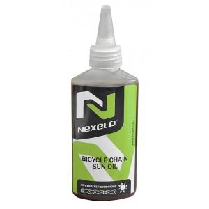 Smar do łańcuchów NEXELO Mineral Sun  Oil 100ml - suche warunki pogodowe